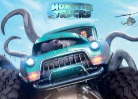 MONSTER TRUCKS crítica: Trucksformers