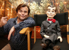 PESADILLAS 2 noticia: Jack Black vuelve a ser R.L. Stine