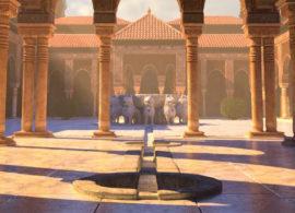 TADEO JONES 2. EL SECRETO DEL REY MIDAS nuevas fotos: De tapas por Granada