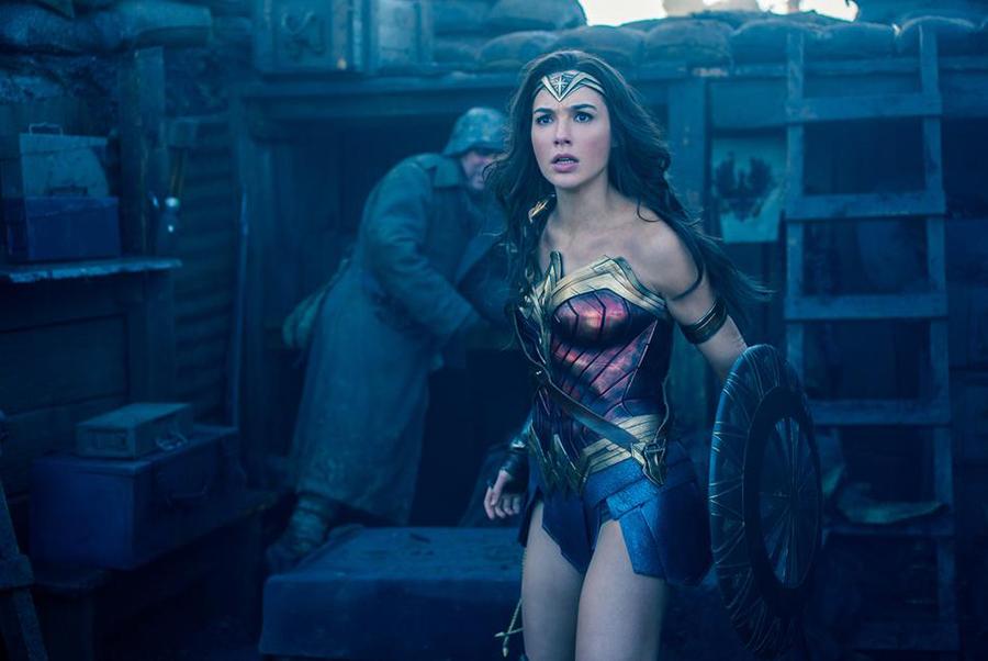Wonder Woman: cine fantástico