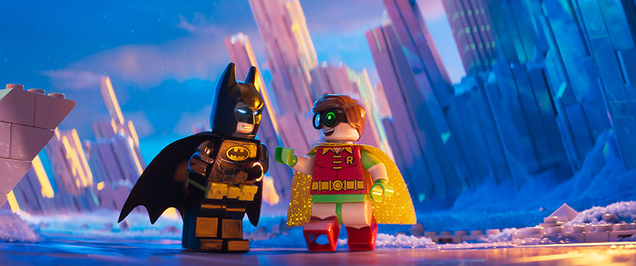 Batman: La Lego película: cine de animación