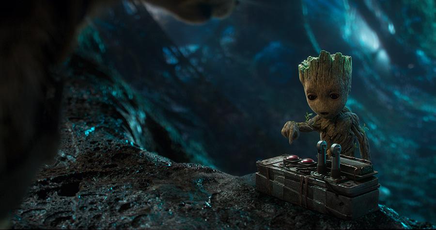 Guardianes de la galaxia 2: cine fantástico