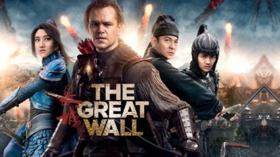 LA GRAN MURALLA crítica: Una muralla que nos deja de piedra