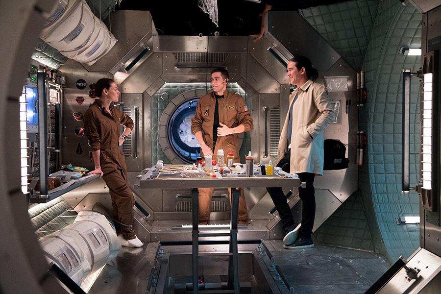 Life: ciencia ficción