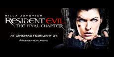 RESIDENT EVIL: EL CAPÍTULO FINAL reportaje: Milla Jovovich se despide de Alice