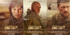 ZONA HOSTIL posters