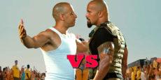 FAST & FURIOUS 8 noticia: Sigue el pique entre Johnson y Diesel