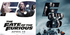 FAST & FURIOUS 8 nuevos posters