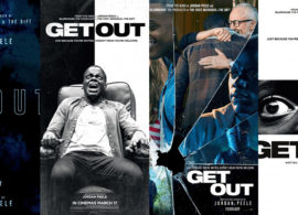 GET OUT posters