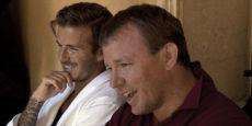 REY ARTURO: LA LEYENDA DE EXCALIBUR avance: David Beckham