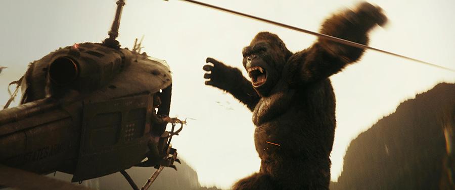 Kong: La Isla Calavera: cine fantástico