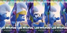 LOS PITUFOS: LA ALDEA ESCONDIDA posters