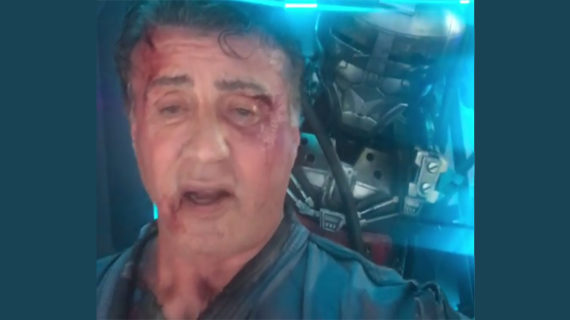 PLAN DE ESCAPE 2 avance: Video de Sylvester Stallone