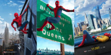 SPIDER-MAN: HOMECOMING posters