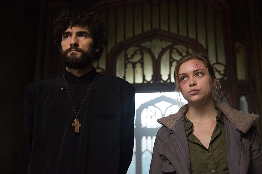 The Crucifixion: terror