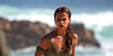"TOMB RAIDER primeras fotos: Alicia ""Lara Croft"" Vikander"