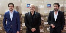 ZONA HOSTIL premiere: premiere hostil