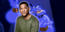 ALADDIN noticia: Will Smith posible genio