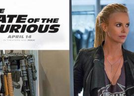 FAST & FURIOUS 8 reportaje: Charlize Theron, último fichaje