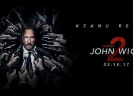 JOHN WICK. PACTO DE SANGRE reportaje: Keanu Reeves y el Gun-Fu