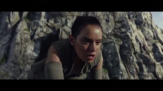 STAR WARS: LOS ÚLTIMOS JEDI teaser
