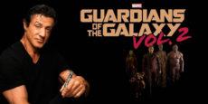 GUARDIANES DE LA GALAXIA VOL. 2 noticia: Sylvester Stallone revelado