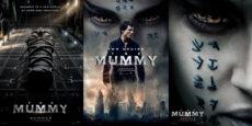 LA MOMIA posters