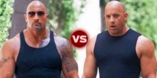 FAST & FURIOUS 8 noticia: Vin Diesel quita hierro a su pique con Johnson