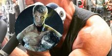 DEADPOOL 2 avance: Josh Brolin se pone en forma