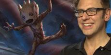 GUARDIANES DE LA GALAXIA VOL. 3 noticia: James Gunn habla de ella