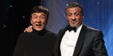EX-BAGHDAD noticia: Sylvester Stallone & Jackie Chan