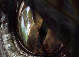 JURASSIC WORLD 2 primer poster: Dominus Rex