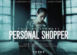 PERSONAL SHOPPER crítica: WiFi para fantasmas