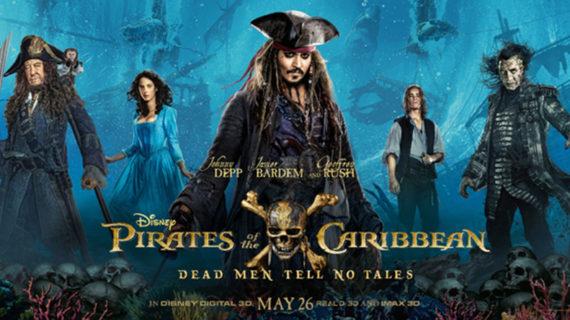 PIRATAS DEL CARIBE: LA VENGANZA DE SALAZAR crítica: Piratas del Caribe… ¿4?