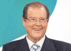 ROGER MOORE noticia: Adiós a Roger Moore