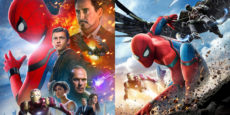 SPIDER-MAN: HOMECOMING nuevos posters