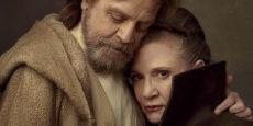 STAR WARS: LOS ÚLTIMOS JEDI avance: El reencuentro de Luke y Leia
