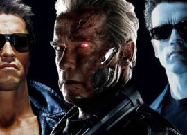 TERMINATOR noticia: James Cameron y Arnold Schwarzenegger