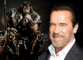 THE LEGEND OF CONAN noticia: Arnie anuncia que sigue viva