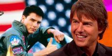 TOP GUN 2 noticia: Tom Cruise confirma rodaje en breve