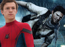 UNCHARTED noticia: Tom Holland joven prota