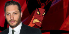 ALADDIN noticia: Tom Hardy posible Jafar