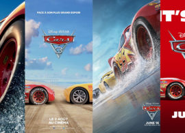 CARS 3 posters