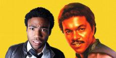 HAN SOLO: UNA HISTORIA DE STAR WARS noticia: Donald Glover habla de Lando Calrissian
