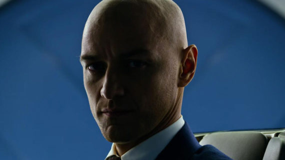 X-MEN: DARK PHOENIX avance: James McAvoy y la peladora