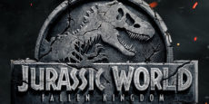 JURASSIC WORLD: FALLEN KINGDOM primer poster: Reino caído