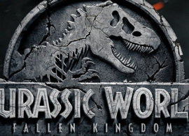 JURASSIC WORLD: FALLEN KINGDOM primer poster: