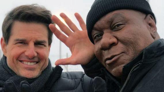 MISIÓN IMPOSIBLE 6 avance: Tom Cruise y Ving Rhames a por el sexto