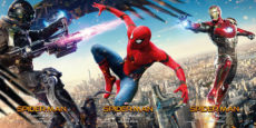 SPIDER-MAN: HOMECOMING más posters