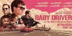 BABY DRIVER crítica: Granujas a todo ritmo